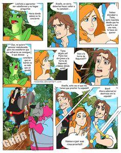 Comic-El diario de Giselle 129 por rebenke