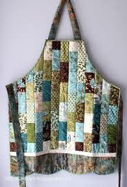 aprons patchwork - Google Search