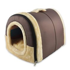 Sofa&House Pet Nest f Cat Kitten Dog Puppy Chocolate Foldable Bed Portable . Sofa&House Pet Nest f Cat Kitten Dog Puppy Chocolate Foldable Bed Portable … : Sofa&House 2 Chihuahua Bed, Portable Dog Kennels, Cat Kennel, Foldable Bed, Pet Dogs, Pets, Pet Rabbit, Sleeping Dogs, Cats And Kittens