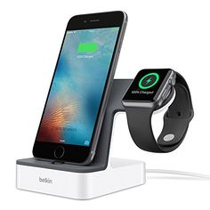 #Belkin Powerhouse #iWatch and #iPhone #ChargingDock
