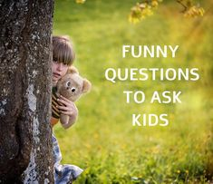 Funny Questions to Ask Kids What& the best thing about asking children funny questions? Alas, their answers can be funnier than the questions themselves! So, to get you started, here& a list of funny questions that you can ask kids right away. 100 Questions To Ask, Kids Questions, Interview Questions, Co Parenting, Parenting Styles, Parenting Classes, Parenting Ideas, French Prepositions, Ways Of Learning