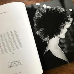 Models Matter. A new book elegantly devised by @christopherniquet celebrates the enduring power and allure of an unforgettable roster of models. Yes, they matter. How else do we understand the power and fantasy of fashion? These women are central to the narrative, in the eye of the storm. I was delighted to be asked to write a few words on Carmen and the book is full of lively and thought provoking juxtapositions: Joan Juliet Buck on Lauren Bacall;  Martha Stewart on Suzy Parker; Carla Bruni…