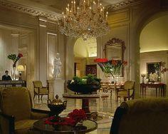 Four Seasons, George V Paris