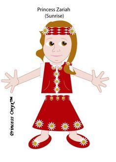Princess Zariah - Become a Princess Contest 2013 Winner
