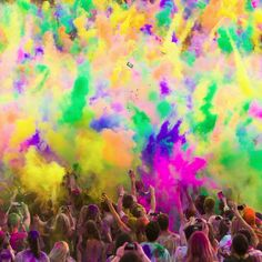 my first color run will be on nov3 2012