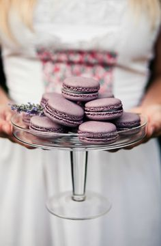 Who doesn't like macaroon ? Not me !
