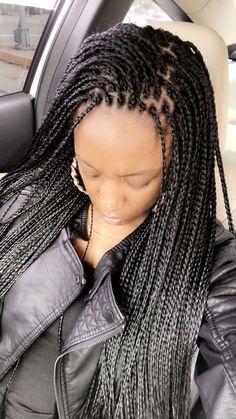 Braids individuals single braids