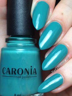 The Nailinator - Caronia On-the-Go Swatch Just Me, My Nails, Swatch, Nail Polish, Nail Art, Manicure, Nail Arts, Vorlage, Polish