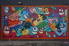 Caught the @pezbarcelona #mural with no cars in front today!!!! #pez #pezbarcelona #pezgraffiti #pezart #muralart #muralism #wynwood #wynwoodmiami #wynwoodwalls #muralart #muralism #artnerd #artbasel #artington #artbasel2015 #basel #baselorbust #wellroundedbasel #streetartnerd #streetartnews #streetartdaily #streetartmiami #miamistreetart #sonya6000 #sonyimages #urbanart #publicart #bigwallsbigdreams by halopigg