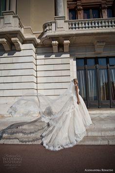 alessandra rinaudo 2017 bridal strapless sweetheart neckline bustier heavily embellished bodice princess ball gown wedding dress racer back royal long train (14) bv