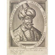 2. Selim, Mest 1566 - 1574