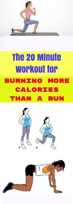 If you lack time for workouts, we have the solution for you. This is an amazing workout for weight loss and toning and lasts just 20 minutes.
