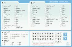 """Arabische Kommunikationstafel für Patientengespräch. In Deutschland sind sie scheinbar nur über Amazon.de erhältlich. """"Vidatak arabic"""" eingeben"""