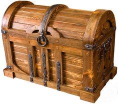 деревянный сундук - Buscar con Google                                                                                                                                                                                 Más