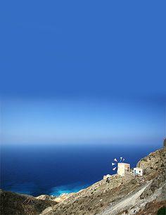 Karpathos, Greece.