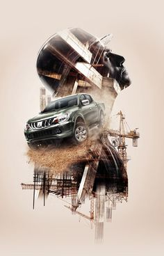 Mitsubishi L200 - 2016 campaign by FORMA - Album on Imgur