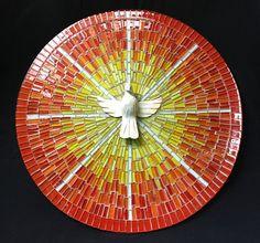 Mandala Divino em mosaico Raios 50