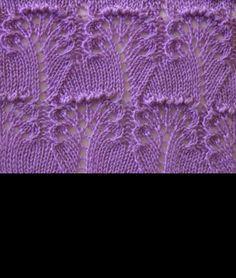 1000+ images about Knitting stitch patterns on Pinterest Knitting stitches,...