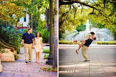 Engagement Photographers Savannah GA