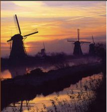Olanda, la Regione dei Tulipani e Keukenhof, Itinerari Consigliati in Treno bici