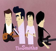 The Smiths by Sam Markiewicz