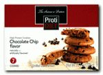 http://www.nashuanutrition.com/store/  The ProtiDiet Chocolate Chip Cookies are a great way to have a delicious treat while sticking to your diet. These high protein and high fiber cookies are sure to please.