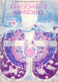 gandalf's garden, issue three, front cover