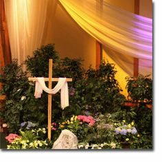 Easter Decorating Ideas For Church easter sunday at okla city first church of the nazarene
