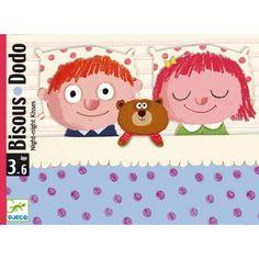 Társasjáték/ jó éjt puszi / - Bisous Dodo - Kártyajátékok