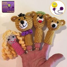 Hey, I found this really awesome Etsy listing at https://www.etsy.com/listing/568529201/goldilocks-the-three-bears