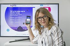 When she was 18, it was cheaper for Marta Krupińska to buy an airplane ticket from Dublin (Ireland) to Kraków (Poland), her home town, than to send three-month´s worth of savings from her earnings to her family. She thought there must be an easier way.  #Azimo