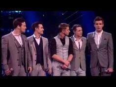 """Collabro perform the sing """"Stars"""" for their performance in the final of Britain's Got Talent 2014. An hour later they were announced winners of the competition."""