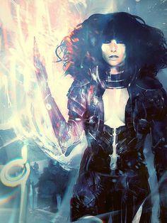Cyborg Lust by Simon Goinard