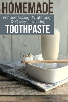 Simple Edible Squeezable Toothpaste