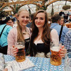 Alcoholic Drinks, Girly, Beautiful Women, Beer, Instagram, Dirndl, Women's, Root Beer, Ale