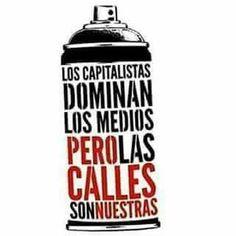 Protest Art, Protest Posters, Stencil Art, Stencils, Arte Latina, Chicano Love, Arte Punk, Bansky, Smart Quotes
