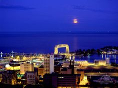 Duluth, MN - no matter how many times I visit Duluth, I still love it. Great place.