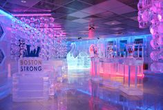 frost ice bar-The coolest bars and restaurants in #Boston