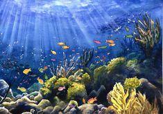 Under the sea by JoaRosa on DeviantArt
