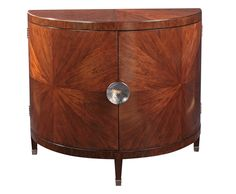 Purveyor Demilune Small Chest by Curate Home Collection