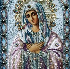 Blessed Mother Mary, Divine Mother, Blessed Virgin Mary, Religious Photos, Religious Icons, Religious Art, Catholic Art, Catholic Saints, Spiritual Paintings