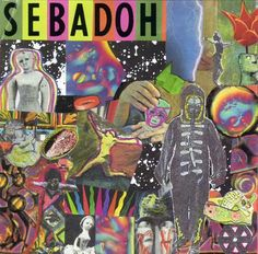 """Eric Gaffney's cover art for Sebadoh's 1992 LP """"Smash Your Head on the Punk Rock."""""""