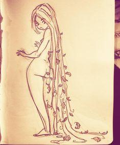 all #art #draw #drawing #illustration #conceptart #concept #doodle #sketch #sketchbook #character #design #fall #season #girl #leaves