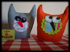Colourful owls prices www.facebook.com/craftiladies craftiladies@gmail.com pinned with Pinvolve - pinvolve.co