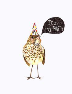Party! (Junio 2015) Daniela Henríquez https://instagram.com/danidahf/