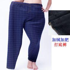Women Winter Thick Warm Fleece Leggings Plus Size 75 130kg Can Wear | eBay