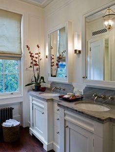Elegante, clasica y muy invernal. Interiores made in USA