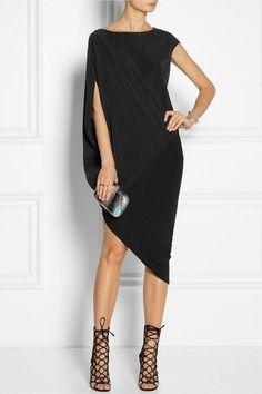 vestidos bonitos preto