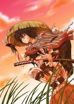 Samurai L Anime Wallpaper by obata takeshi