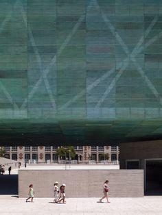 estudio america de arquitetura| Museo de la Memoria y los Derechos Humanos Santiago, Chile, 2007